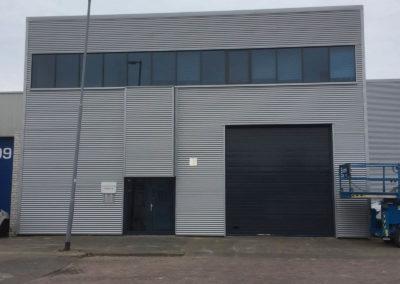 Renovatie bedrijfsgebouw