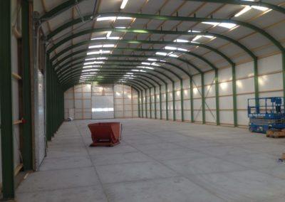 Varianthal 14 x 50 meter (huurloods)